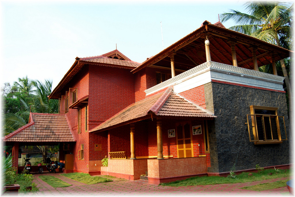 Kerala Heritage luxury villa for sale